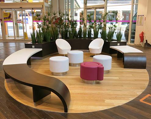 ubia-aménagement-centres commerciaux-espace-assises